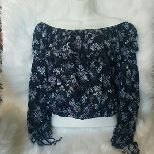 Abercrombie & Fitch Top / Blouse- Size Medium